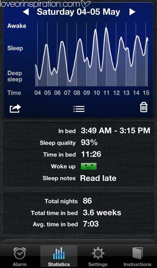 how to feel more awake with less sleep