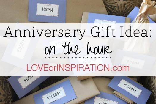 Creative gift ideas for anniversary
