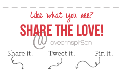 SHARE loveorinspiration.com
