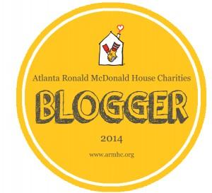 2014 ARMHC Blogger Badge | loveorinspiration.com