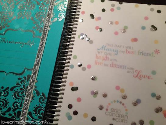 Erin Condren Wedding Planner.My Erin Condren Wedding Planner Love Or Inspiration Bloglove Or